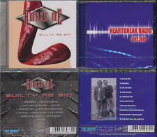 2 CD, Amaze Me-Guilty as sin (2013) + Heartbreak Radio-On Air (2013), AOR