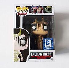 Funko Pop Heroes Suicide Squad Enchantress DC Legion of Collectors Exclusive 110