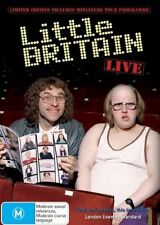 Little Britain - Live (DVD, 2006, 2-Disc Set) BBC Comedy Free Postage Classic
