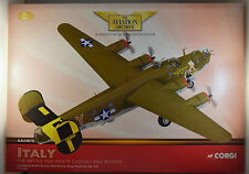 "Corgi aviation archive AA34010 B-24H liberator ""pistolet bagage mama"" 1:72 ltd ed"