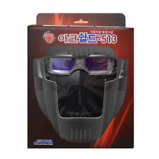 SERVORE ARC-513(Blue) Arc Shiled Mask  Auto Shade Welding Goggles