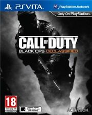 Call of Duty: Black Ops Declassified (PlayStation Vita) NEW & Sealed