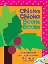 Chicka Chicka Boom Boom by Bill, Jr. Martin and John Archambault (2006,...