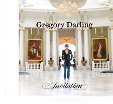 (FT204) Gregory Darling, Invitation - 2012 DJ CD