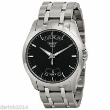 The Tissot Couturier T035.407.11.051.00 Swiss Automatic