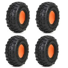 "Vaterra VTR41004 1.9"" Interco SS TSL Tires Foam (4) Rock Crawler SCX10 Assender"
