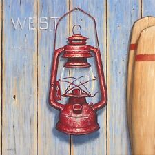 James Wiens West - Westen Poster Kunstdruck Bild 28x28cm - Kostenloser Versand