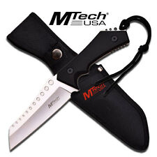 "MTech MT2050SL Stainless Reverse Tanto Blade 10"" Fixed Satin Blade Knife"