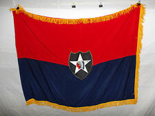 flag174 WW2 Vietnam 2nd Infantry Division Flag US Army