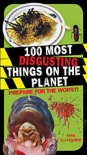 100 Most Disgusting Things on the Planet,GOOD Book