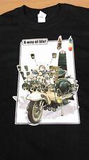MOD Lambretta T Shirt