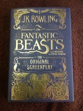 Fantastic Beasts And Where To Find Them - J.K. Rowling