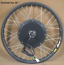 26inch Font Wheel Mountain Bike Modified 48V 500W E-bike Conversion Kit USA