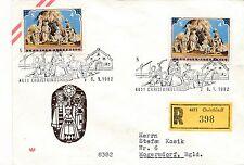 Christkindl-Recobrief 6.1.1982    (C28)