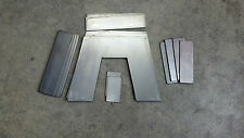 "6"" Universal Step Notch Kit 2"" wide airride slammed c-notch c notch"