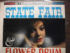 Themes from the films State Fair and Flower Drum Song 33RPM 012716 TLJ