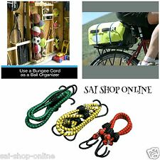 High Strength Elastic Bungee, Shock Cord Cables,Luggage Tying Rope By SAI SHOP.