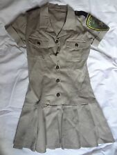 Military Police woman halloween costume leg Avenue size XS