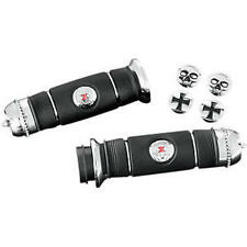 "Triumph Speedmaster 900 2005-2010Transformer Grips 1"" Chrome by Kuryakyn"