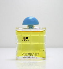 Courreges in blue Miniatur 5 ml Eau de Toilette