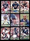 1995 SC Members Only Chicago Bears Set MARK CARRIER RASHAAN SALAAM CURTIS CONWAY