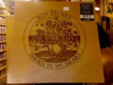 Kim Richey Thorn in My Heart The Work Tapes LP sealed 180 gm vinyl wood box