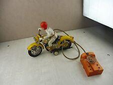 Ancien jouet / moto téléguidée, ref. 3110 Paya Spain