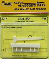 CMK 1/48 StuG III Ausf. G Update Set for Tamiya # 8017