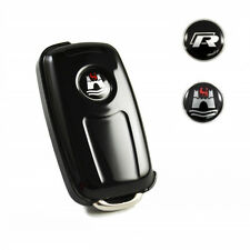 Remote Fob Key Cover FIT VW GTI MK6 Golf R20 EOS SCIROCCO POLO Tiguan JETTA R36