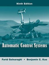 Automatic Control Systems 9Th Int'L Edition