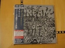 Cream - Wheels of Fire - SHM-SACD Super Audio CD Japan SACD
