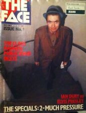 THE FACE MAGAZINE No.1 REPLICA ISSUE JERRY DAMMERS SPECIALS 2-TONE MOD SKINHEAD