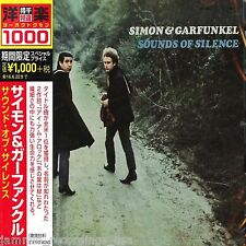 SIMON AND GARFUNKEL - Sounds Of Silence - JAPAN - CD  SICP-4702