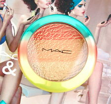 MAC Wash and Dry Freshen Up Highlighter Limited Edition Powder rainbow LE ombre
