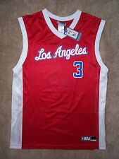 (2016-2017) Los Angeles Clippers CHRIS PAUL CP3 nba NBAPA Jersey ADULT MEN'S (L)