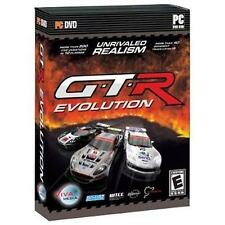 GTR Evolution, Very Good Windows XP, Windows Vista, Pc Video Games