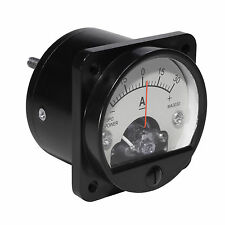 -30-30 Amp Analog Panel Meter/Gauge/Battery Charge Monitor/Solar/Wind/Marine/4WD