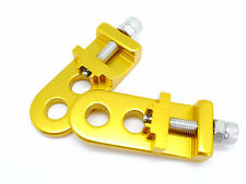 "New BMX Chain Tensioners 3/8"" (Gold)"