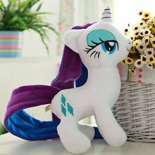 19cm My Little Pony Rarity Stuffed Soft Plushed Toy Doll Kid Birthday Gift