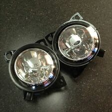 PAIR of NEW Kenworth T660 Halogen Fog Lights w/Bulbs, Also Fits Pete 579/587