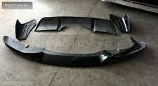 BMW X5 F15 M-PERFORMANCE AERODYNAMIC AERO Front + Rear bumper SPOILER lip X5M M