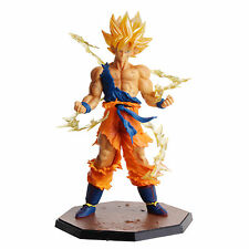 Dragonball Z DBZ Battle Schlacht Son Gokou Super Saiyan Figure PVC Anime Toy Neu