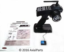 RC4WD XR3b 3Ch 2.4Ghz Radio/ Receiver & 3 Position Switch Trail Finder Yota TF2