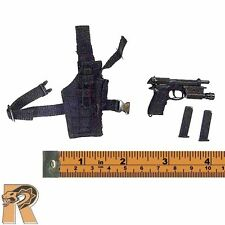 Biochemical Weapons Expert - M9 Pistol Set - 1/6 Scale - Art Action Figures