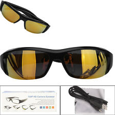 HD 720P Sunglasses With Camera len Hidden DVR Digital Video Recorder Camcorder