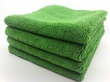 """4 NANO Technology Super ultra microfiber cleaning cloth , Best absorbent.14X14"""""""
