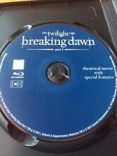 The Twilight Saga: Breaking Dawn - Part 1 (Blu-ray) Movie Only Edition LN