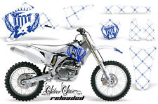 AMR Racing Yamaha YZ 250F/450F Graphic Kit Bike Decals MX Parts 06-13 RELOAD U W