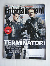 Entertainment Weekly #1336 - The All-New Terminator Cover 2/2  - 7-Nov-2014