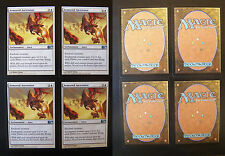 4x Armored Ascension - M11 - 2011 Core Set